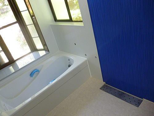 戸建て従来浴室リフォーム天草市施工後