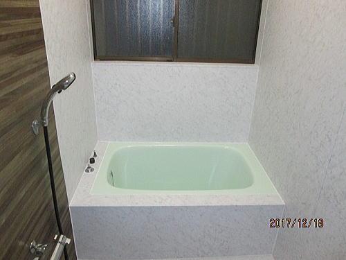 戸建て浴室リフォーム長崎市施工後1