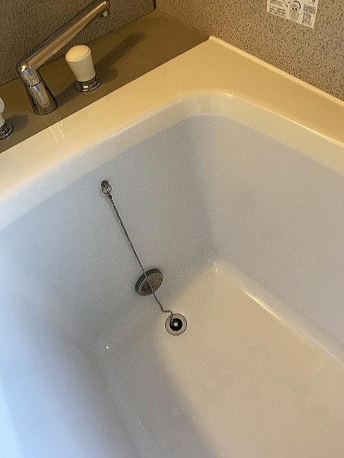 戸建ユニットバス浴槽ひび割れリフォーム大分県臼杵市施工後1