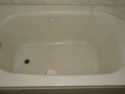 戸建中古物件浴室リフォーム熊本市施工前2