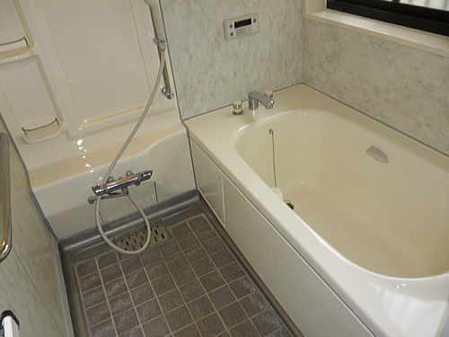 戸建中古物件浴室リフォーム熊本市施工後1