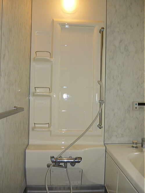 戸建中古物件浴室リフォーム熊本市施工後3