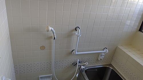 戸建従来浴室リフォーム佐賀県神埼市施工前2