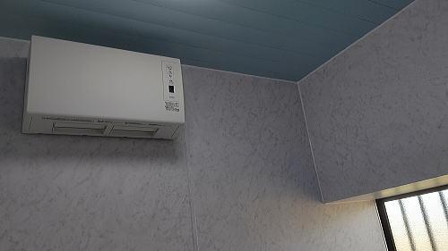戸建従来浴室リフォーム佐賀県神埼市施工後3
