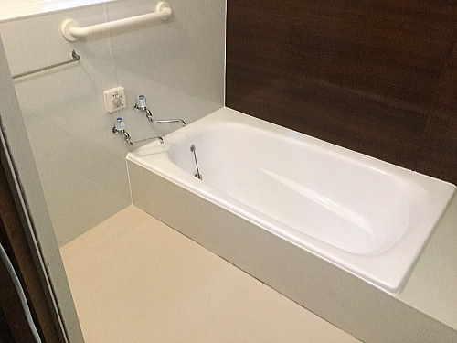 戸建従来浴室リフォーム博多区施工後1