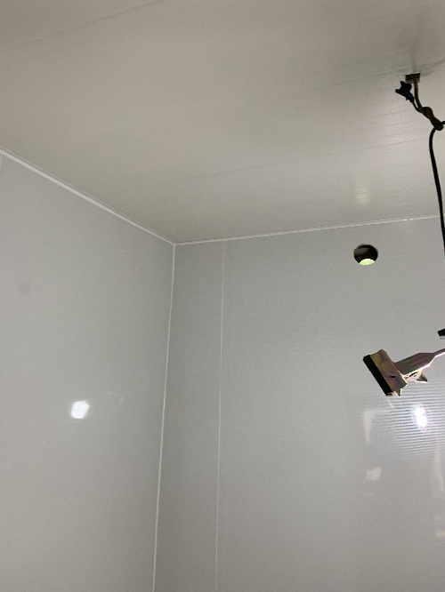 戸建従来浴室リフォーム大分県佐伯市施工後1