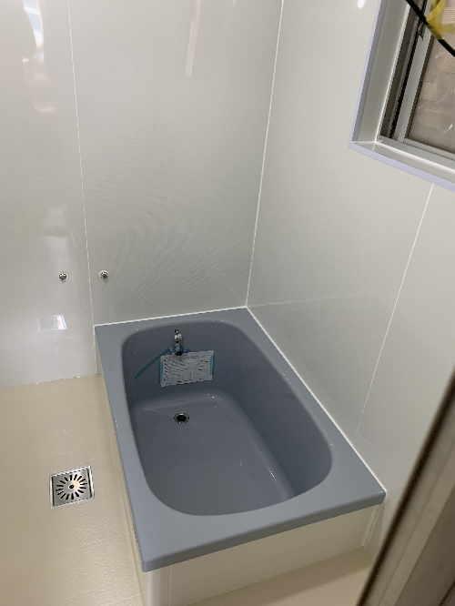 戸建従来浴室リフォーム大分県佐伯市施工後2