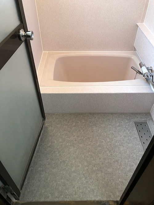戸建従来浴室リフォーム熊本市施工後1