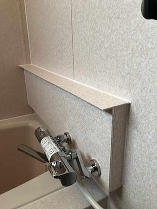 戸建従来浴室リフォーム熊本市施工後3