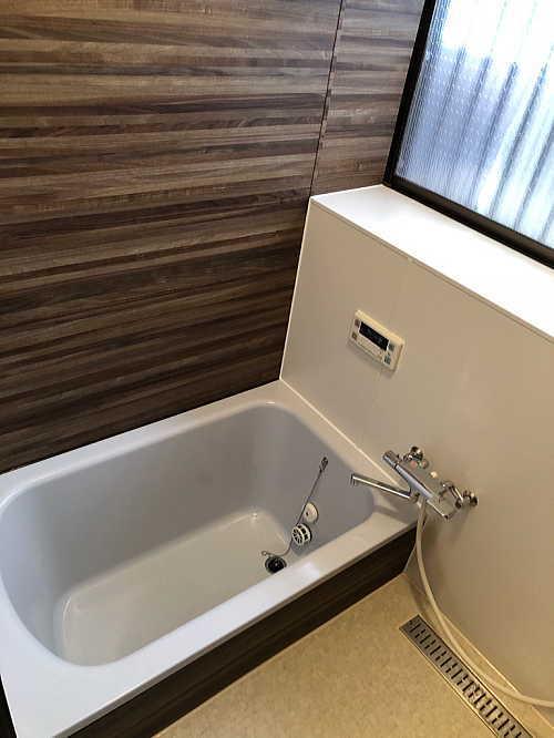 戸建従来浴室リフォーム熊本県合志市施工後1
