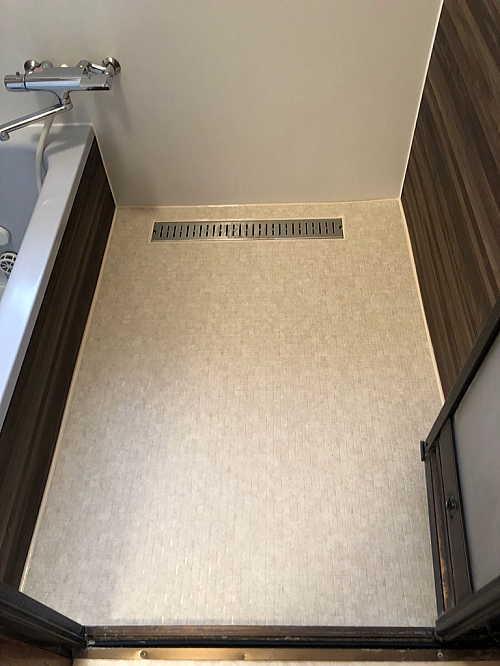 戸建従来浴室リフォーム熊本県合志市施工後2