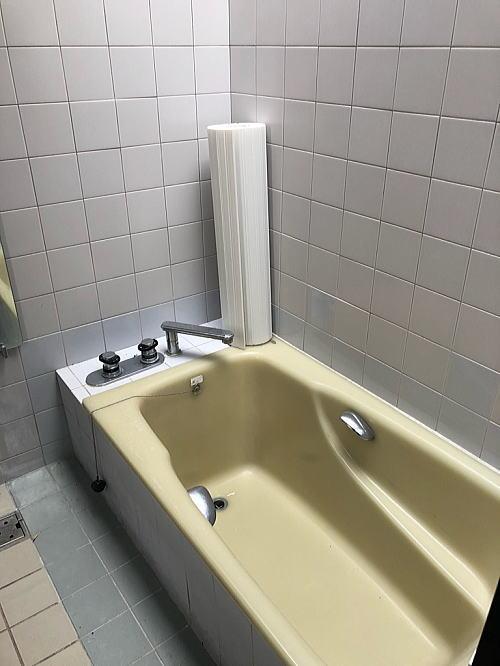 戸建従来浴室リフォーム福岡市南区施工前1