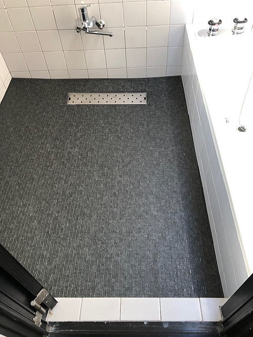 戸建従来浴室リフォーム福岡市南区施工後3