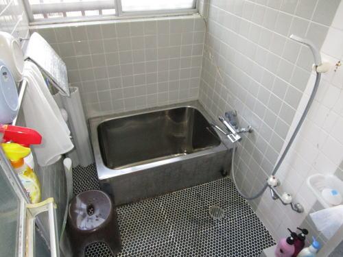 戸建従来浴室リフォーム福岡市早良区施工前1