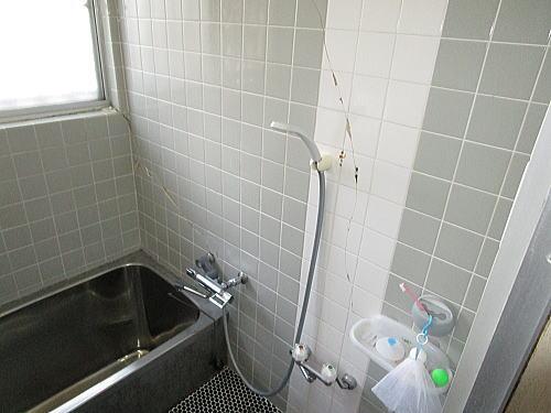 戸建従来浴室リフォーム福岡市早良区施工前2