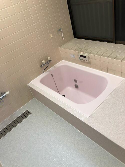 戸建従来浴室リフォーム福岡県うきは市施工後1
