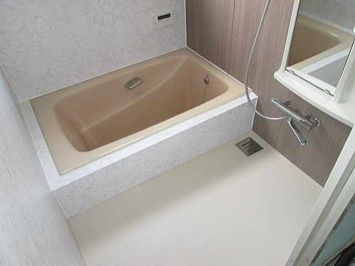 戸建従来浴室リフォーム福岡県北九州市施工後1