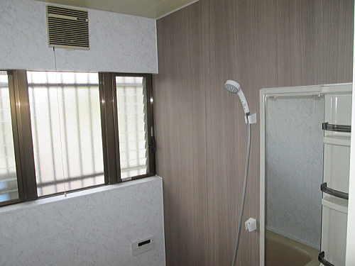戸建従来浴室リフォーム福岡県北九州市施工後2