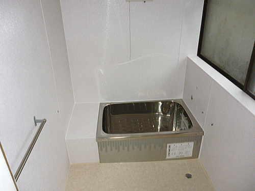 戸建従来浴室リフォーム福岡県大牟田市施工後2