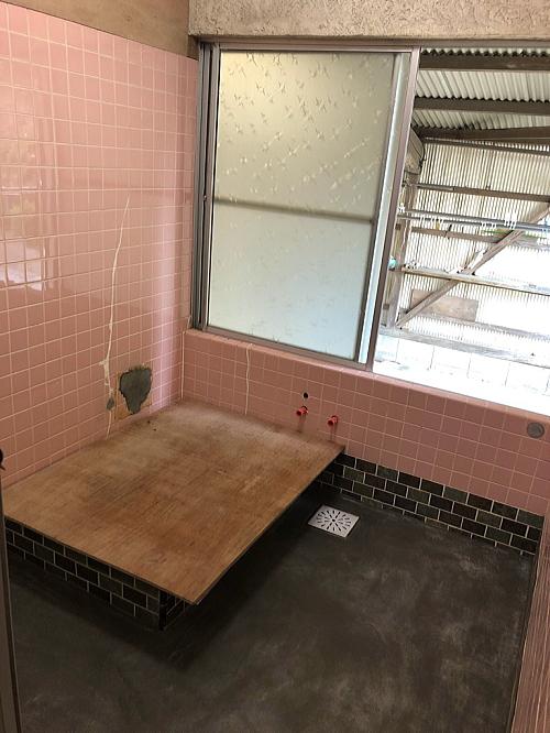 戸建従来浴室リフォーム福岡県宮若市