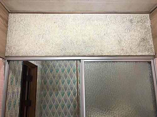 戸建従来浴室リフォーム福岡県宮若市施工前3