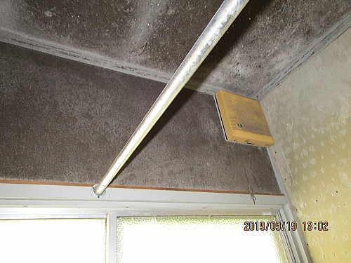 戸建従来浴室リフォーム長崎市施工前2