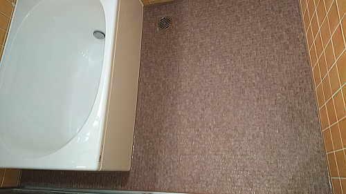 戸建従来浴室リフォーム長崎市施工後