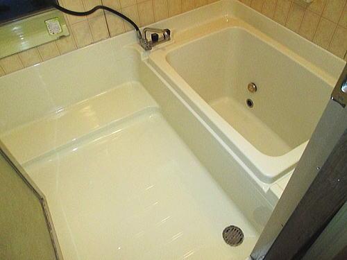 戸建従来浴室リフォーム長崎市施工後1