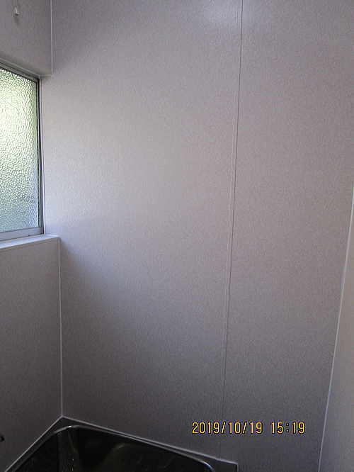 戸建従来浴室リフォーム長崎市施工後3