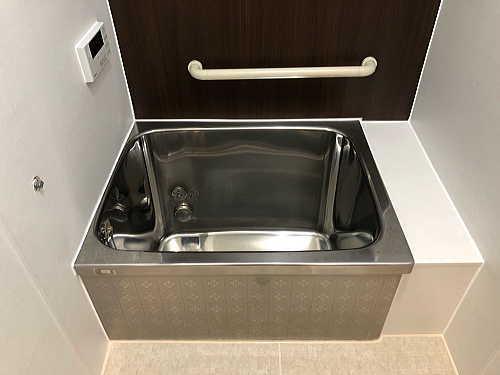 戸建従来浴室リフォーム長崎県佐世保市施工後3