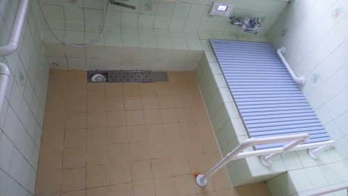 戸建従来浴室床壁リフォーム佐賀県武雄市