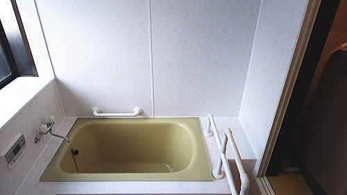 戸建従来浴室床壁リフォーム佐賀県武雄市施工後2