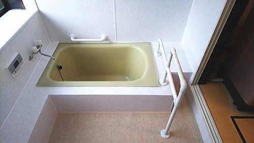 戸建従来浴室床壁リフォーム佐賀県武雄市施工後3