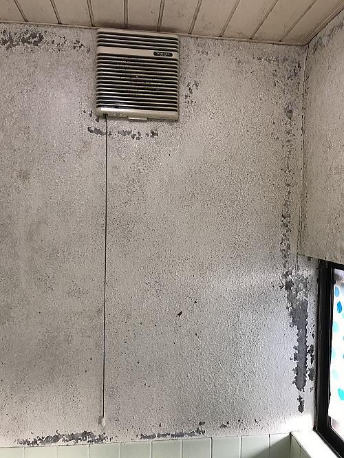 戸建浴室リフォーム佐賀県有田市施工前2