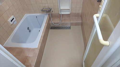 戸建浴室リフォーム福岡県糸島市施工後1