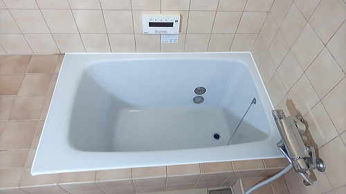 戸建浴室リフォーム福岡県糸島市施工後2