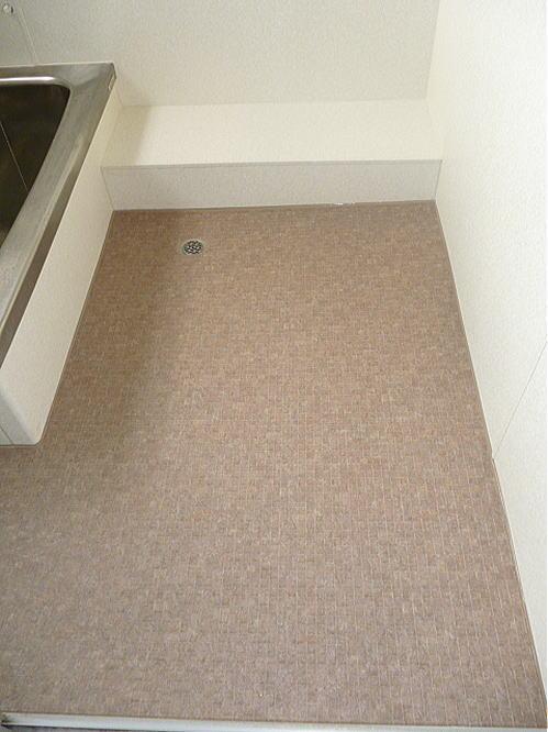 浴室タイル床壁リフォーム飯塚市施工後2