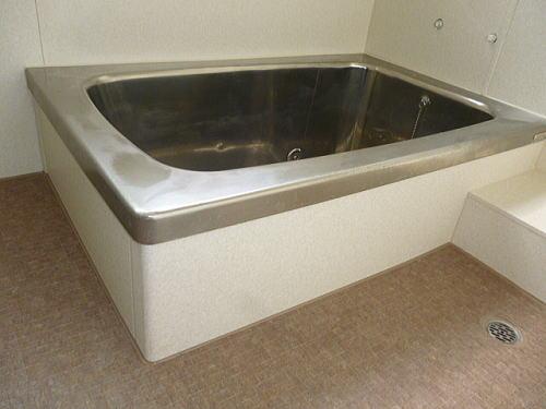 浴室タイル床壁リフォーム飯塚市施工後3