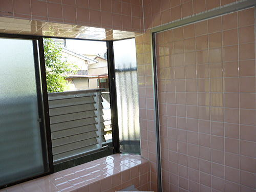 浴室バリアリーフリフォーム福岡県大牟田市施工前3