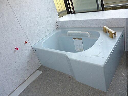 浴室バリアリーフリフォーム福岡県大牟田市施工後1