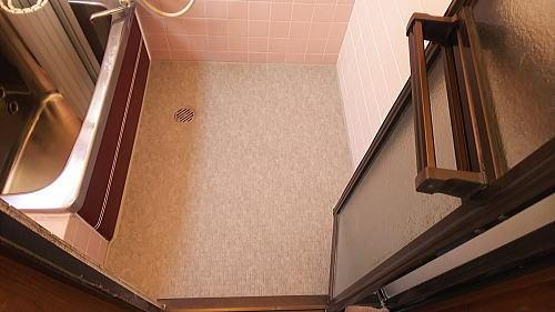 浴室床リフォーム佐賀県小城市施工後