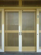 戸建玄関引き戸リフォーム熊本県八代市