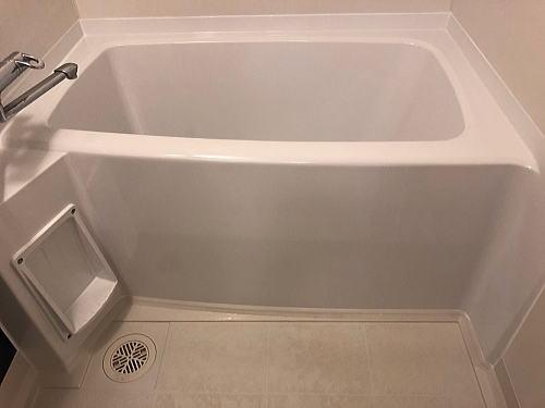 賃貸マンションユニットバス浴槽リフォーム熊本市施工後2