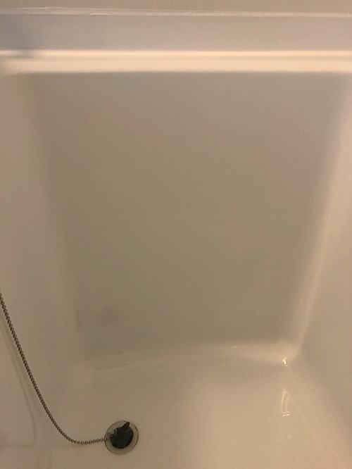 賃貸マンションユニットバス浴槽リフォーム熊本市施工後3