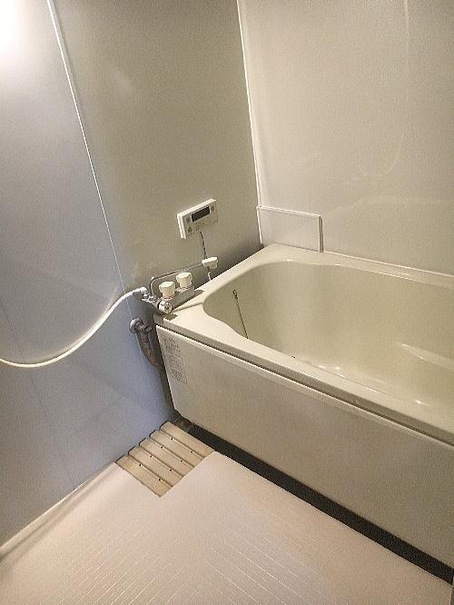 賃貸マンション浴室リフォーム福岡県大野城市施工後
