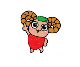 ご当地リメ~くん福岡イチゴ