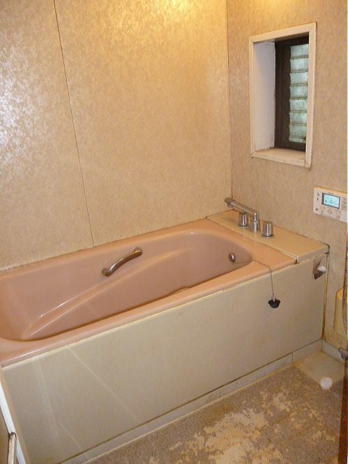 浴室リフォーム福岡県小郡市樋口邸